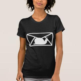 T-shirt snail mail
