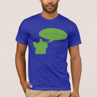 T-shirt Snob de chien de bétail