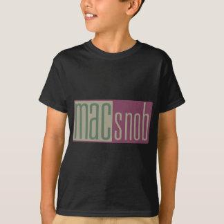 T-shirt Snob de Mac