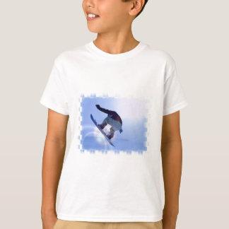 T-shirt snowboarding-12