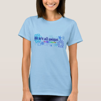 T-shirt snowflakes_autism