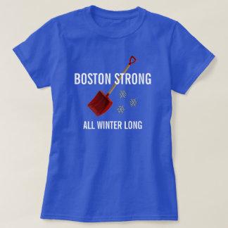 T-shirt Snowpocalypse Boston