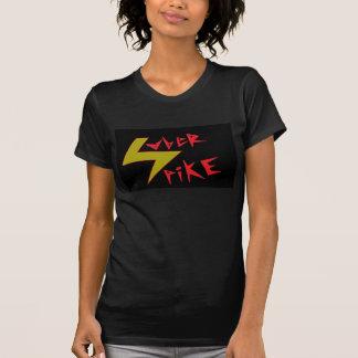 T-shirt sobre de filles de marina de transitoire