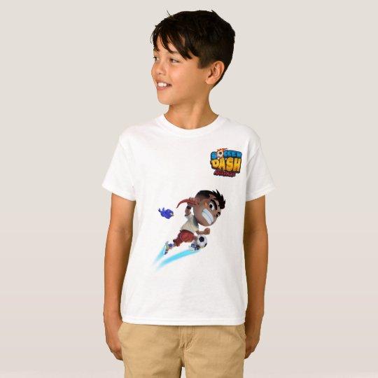 "T-Shirt ""Soccer Dash"""