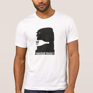 T-shirt socialement dangereux (cru russe)