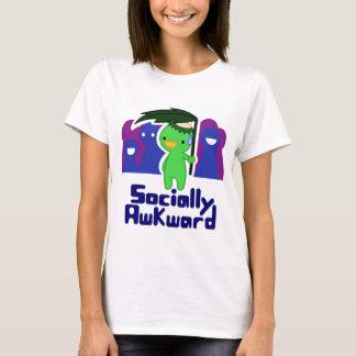 T-shirt Socialement maladroit