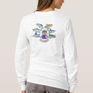 T-shirt Société de pêche à la ligne de St Augustine