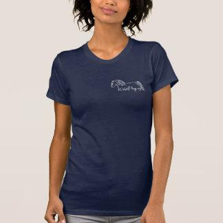 T-shirt Société d'épi de poney de gallois de l'Amérique