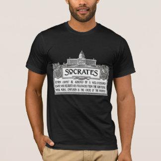 T-shirt Socrates sur des réformateurs