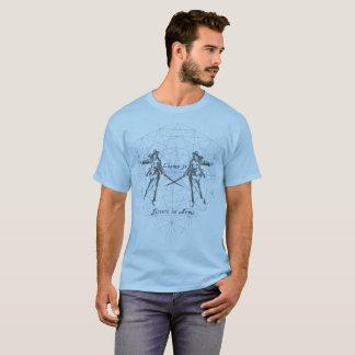 T-shirt Soeurs dans des bras