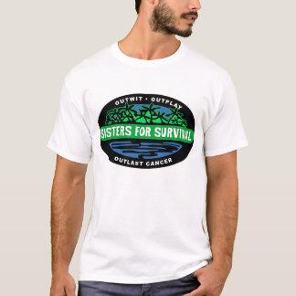 T-shirt Soeurs pour des chemises de survie