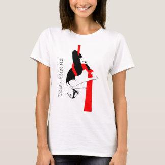 T-shirt Soies aériennes chemise, danse élevée