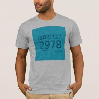 T-shirt SOIN de CLIENT - chemise de retraite de Mohonk