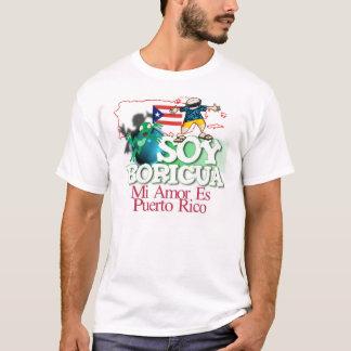 T-shirt Soja Boricua