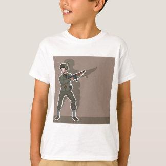 T-shirt Soldat de 2ÈME GUERRE MONDIALE