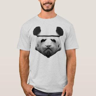 T-shirt Soldat de la cavalerie de panda