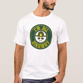 T-shirt Soldats de la cavalerie superbes - je suis toute