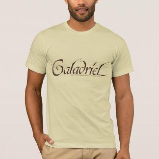 T-shirt Solide nommé de Galadriel