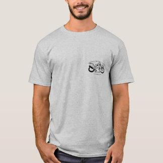 T-shirt Solides solubles totaux-T-shirt - customisé