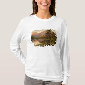 T-shirt Solitude des montagnes