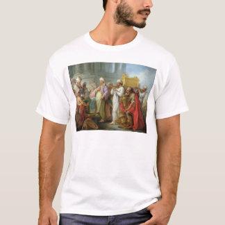 T-shirt Solomon avant l'arche de l'engagement, 1747