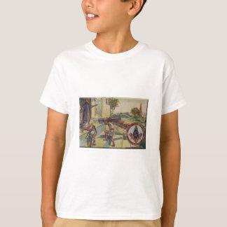 T-shirt solomontemplemason