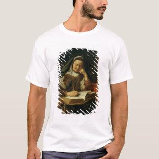 T-shirt Sommeil de dame âgée