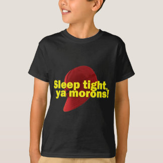 T-shirt Sommeil fortement