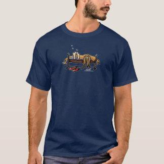T-shirt Sommeils avec des Afghans