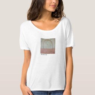 T-shirt Sommet rose