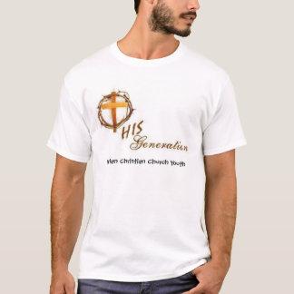T-shirt Son groupe de génération T