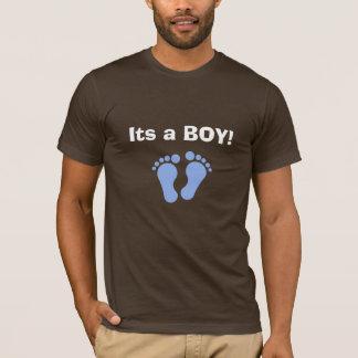 T-shirt Son un GARÇON ! Papa frais à être chemise