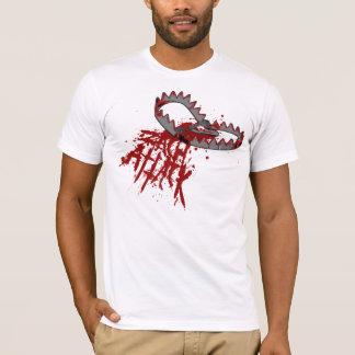 T-shirt son un piège d'ours !