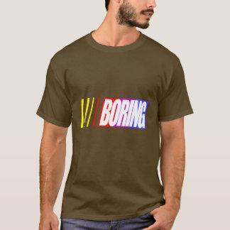 T-shirt Sondage de Nascar