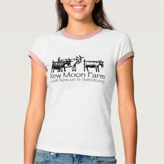 T-shirt Sonnerie de ferme de nouvelle lune