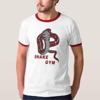 T-shirt Sonnerie de gymnase de serpent