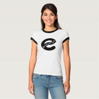 T-shirt Sonnerie de rivière d'Edmonton