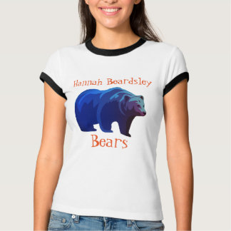 T-shirt Sonnerie T d'ours de HBMS