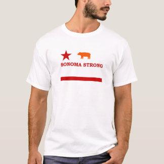 T-shirt Sonoma fort