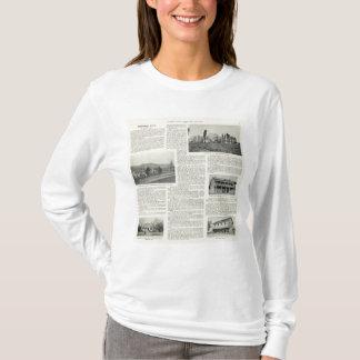 T-shirt Sonoma, la Californie