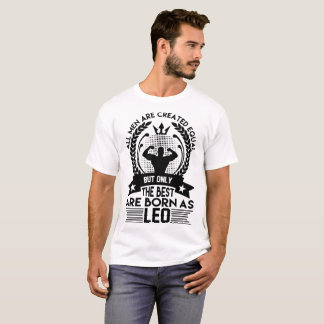 T-shirt sont les hommes sont égal créé mais seulement le