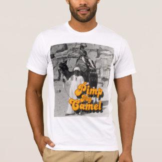 T-shirt Sont souteneurs mon chameau