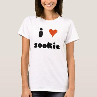 T-shirt sookie du coeur i (foncé)