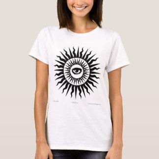 T-shirt Sorcellerie : Rayon de soleil : Oeil