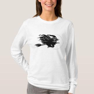 T-shirt Sorcière de vol