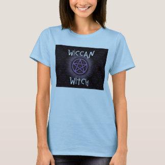T-shirt Sorcière de Wiccan