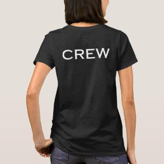 T-shirt Sorcière mieux. Équipage/femmes