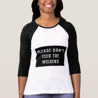 T-shirt Soudeuse