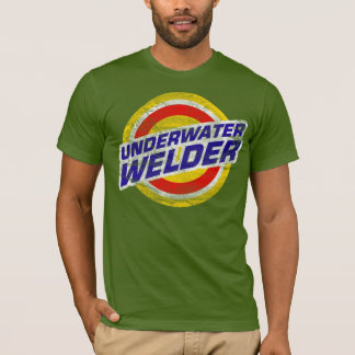 T-shirt Soudeuse sous-marine