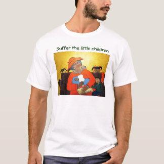 T-shirt Souffrez les petits enfants